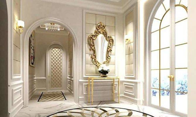 Luxurious Grand Foyers Your Elegant Home