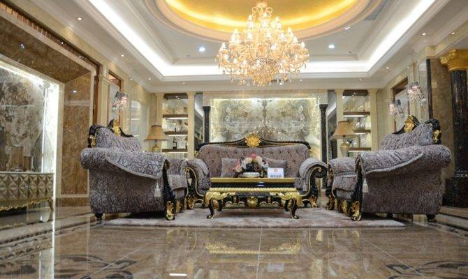 Luxurious Living Room Interior Design Hupehome