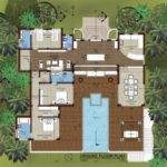 Luxurious Rental Shamballa Pool Villa Lanta Yai Krabi