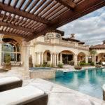 Luxury Backyard Pool Design Interior Architecture