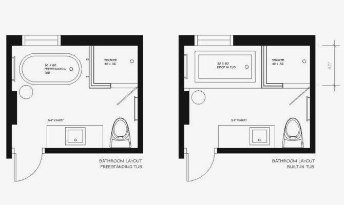 Luxury Bathroom Small Floor Plans Portwings