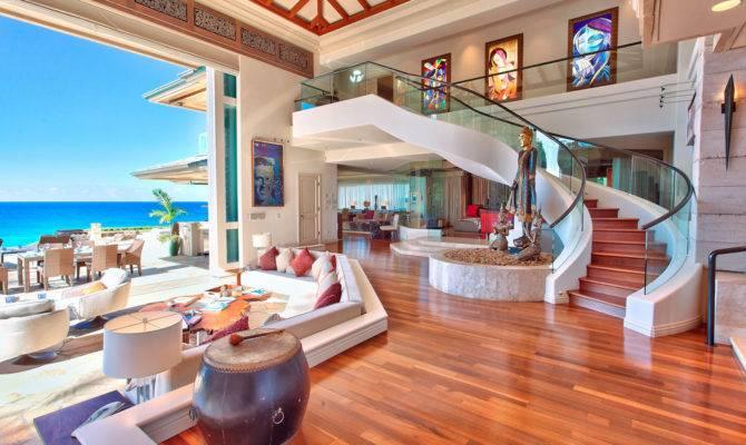 Luxury Beachfront Estate Maui Idesignarch Interior