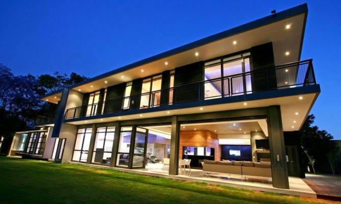 Luxury Big Modern House Plans Plan