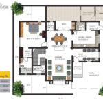 Luxury Bungalow Floor Plan Joy Studio Design