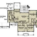 Luxury Bungalow House Plans Home