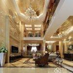 Luxury Chinese Style Home Interior Design Ideas