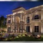 Luxury Classic Villa Exterior