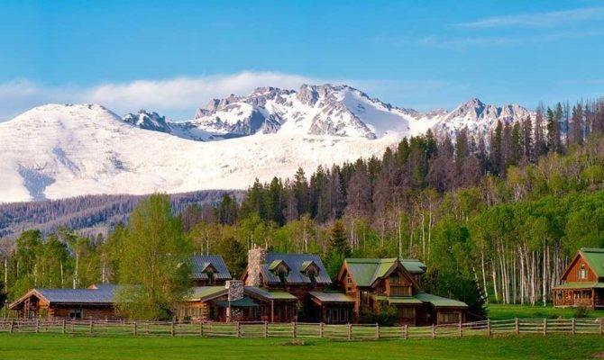 Luxury Colorado Ranch Vacations Home