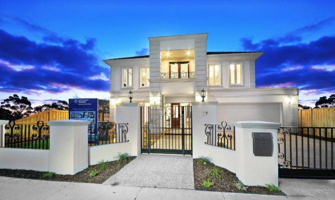 Luxury Custom Home Builder Melbourne Sydney Knockdown