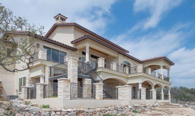 Luxury Custom Home Texas Hill Country