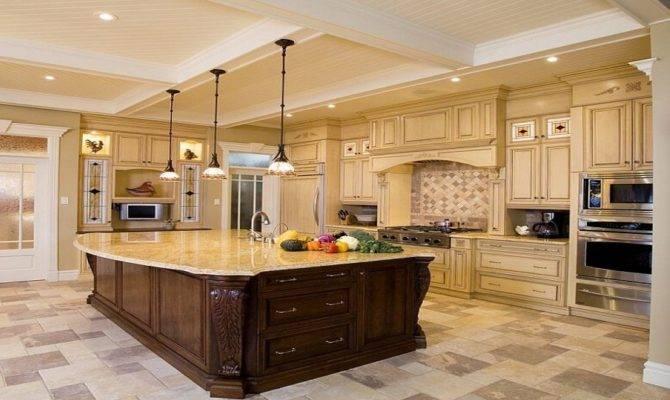 Luxury Design Ideas Large Kitchen