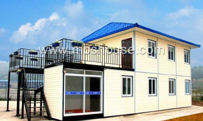 Luxury Detachable Container House Assembling Living