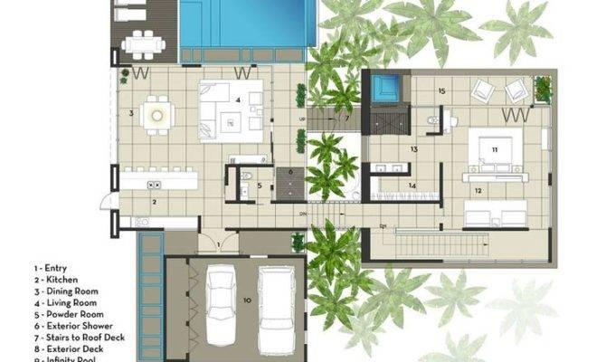 Luxury Floor Plans Upper Plan Vacation