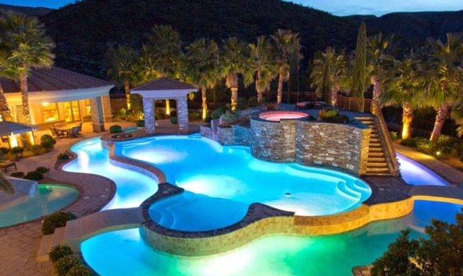 Luxury Home Pools Real Estate Network Blog