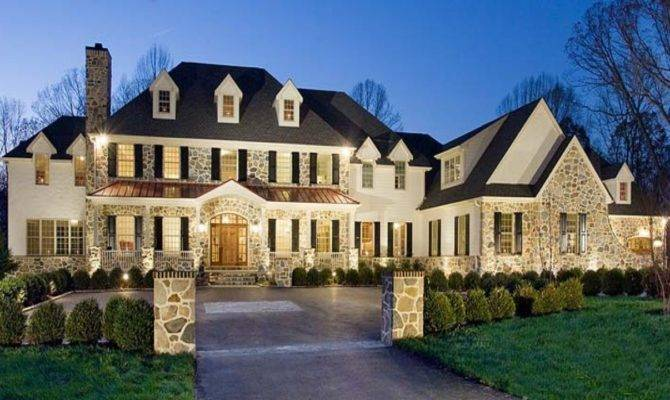Luxury Homes Mansions Mansion Home Plans Lake