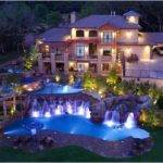 Luxury Homes Pool Millionaire Lifestyle Dream