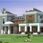 Luxury House Plan Kerala Home Design