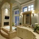 Luxury House Plan Master Bathroom
