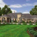 Luxury House Plans Become One Most Challenging California