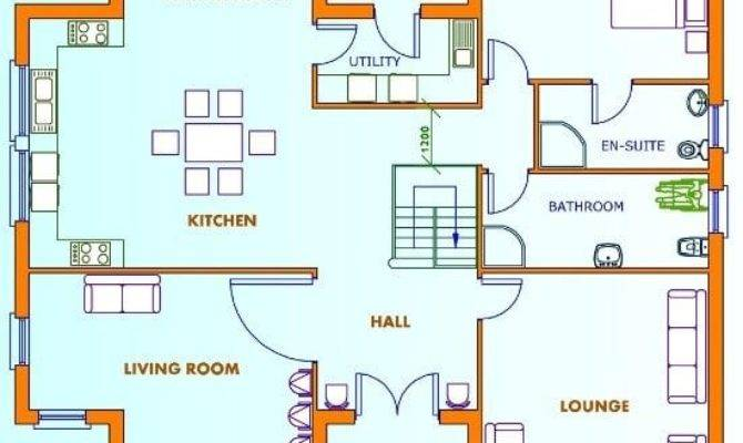 Luxury House Plans Bedrooms New Home Design