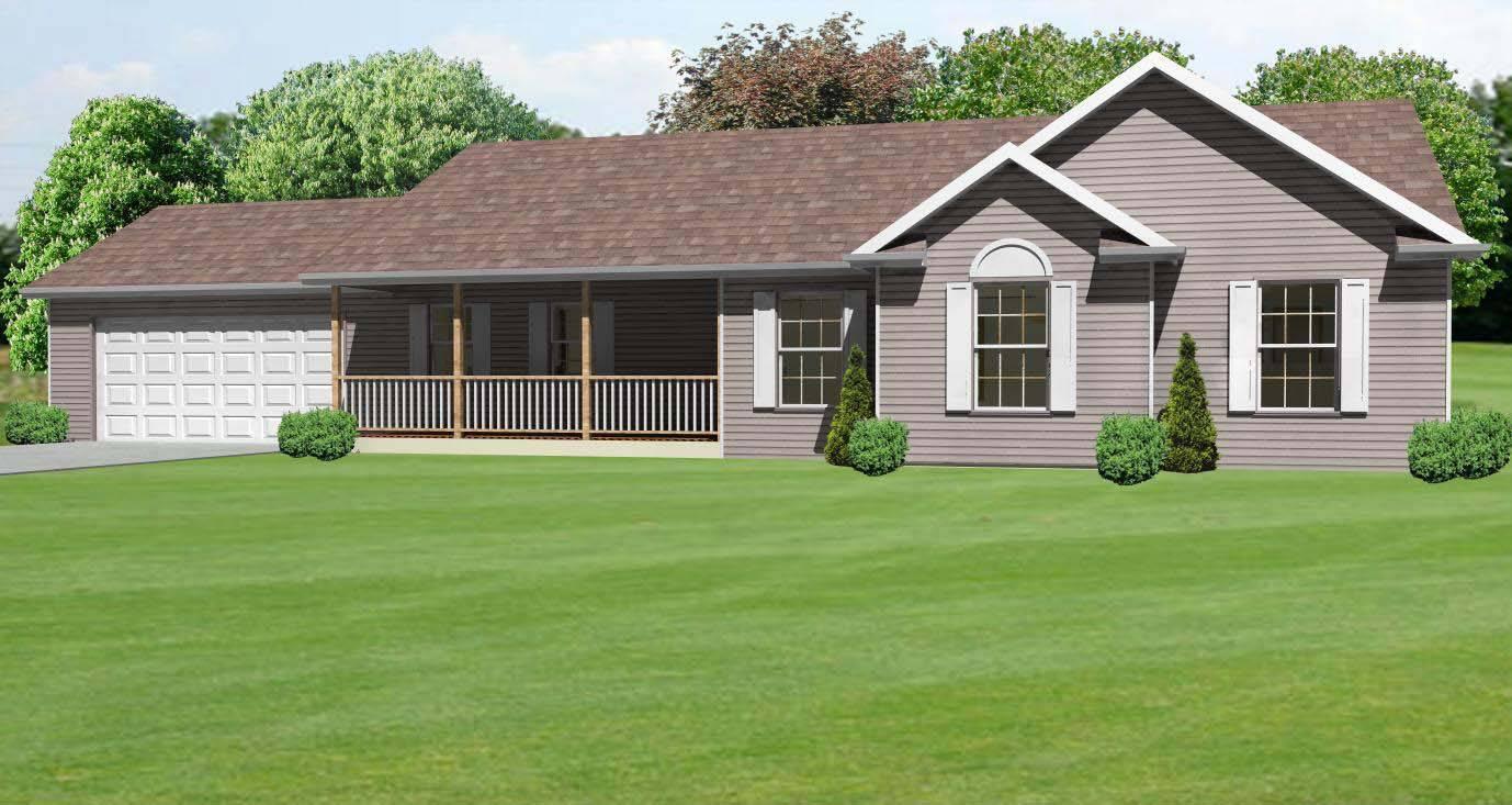 Luxury House Plans Front Porch Cottage