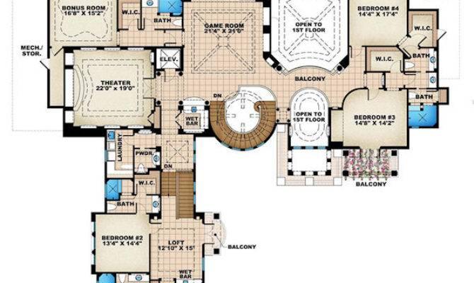 Luxury House Plans Photos Interior Cottage