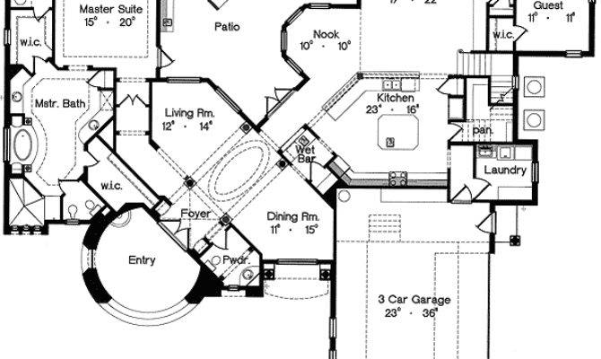 Luxury House Plans Secret Rooms Home Design Style