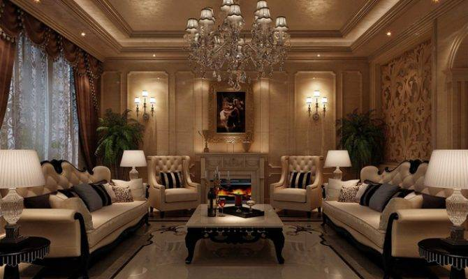 Luxury Living Room Ceiling Interior Design Photos