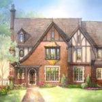 Luxury Mansion Home Plans Designs Archival