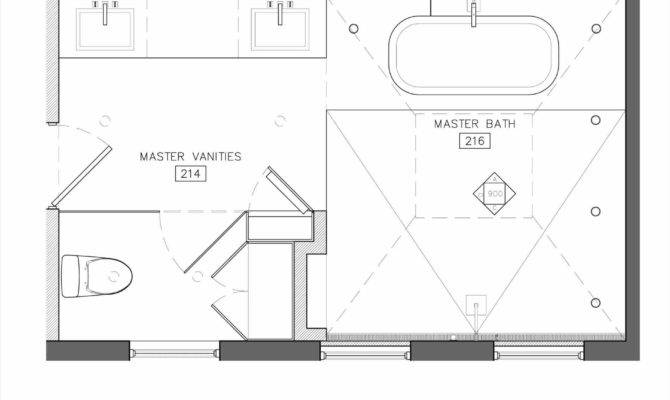 Luxury Master Bathroom Floor Plans Datenlabor Info