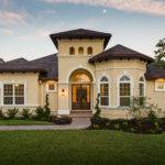Luxury Mediterranean Homes Florida House Plan