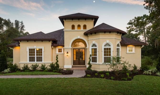 Luxury Mediterranean Homes Florida House Plan