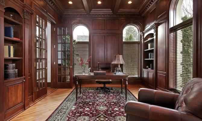 Luxury Modern Home Office Design Ideas