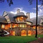 Luxury Mountain Craftsman Home Plans Designs