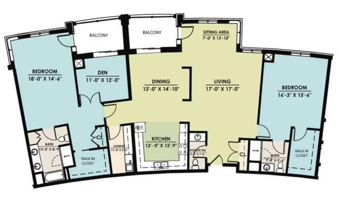 Luxury Retirement Home Plans Homes Floor
