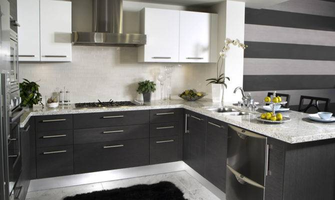Luxury Shaped Kitchen Designs
