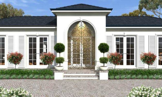 Luxury Single Story Homes Plans Perth Home Design Style