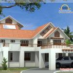Luxury Story Home Elevation Appliance