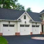Luxury Traditional White Detached Garage Plans Home Design Ideas