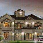 Luxury Villa Design Kerala Home