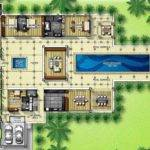 Luxury Villas Plans Exclusive Bedroom