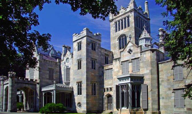 Lyndhurst Gothic Revival Mansion Tarrytown June Marie Sobrito