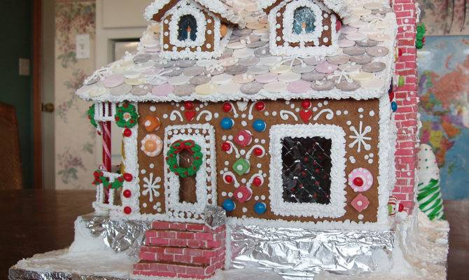 Lynne Schuyler Gingerbread Victorian