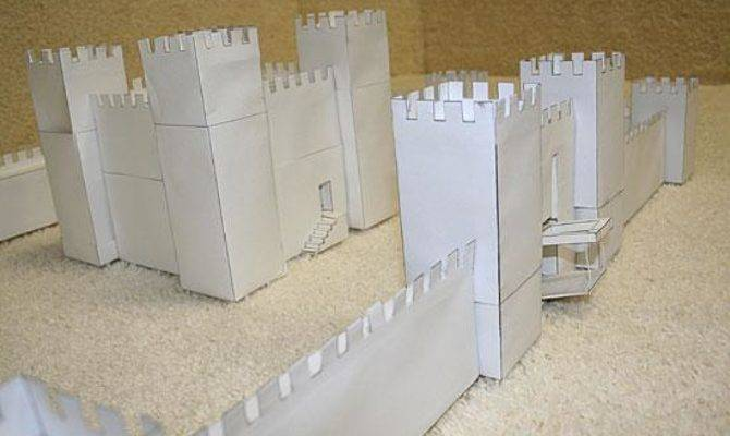 Made Wooden Castle Plans Woodworking