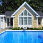 Madison Guest House Cottage Pool Design Ideas Pinte