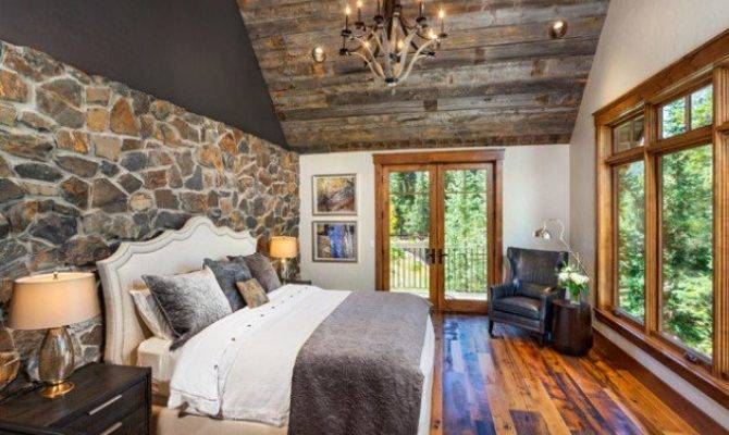 Magical Rustic Bedroom Interior Designs Relax
