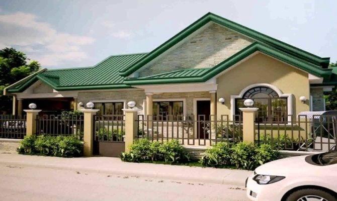 Magnificent Design Bungalow House Philippines