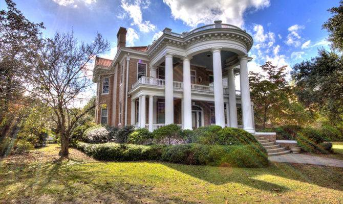 Magnificent Neoclassical Mansion Circa Old Houses
