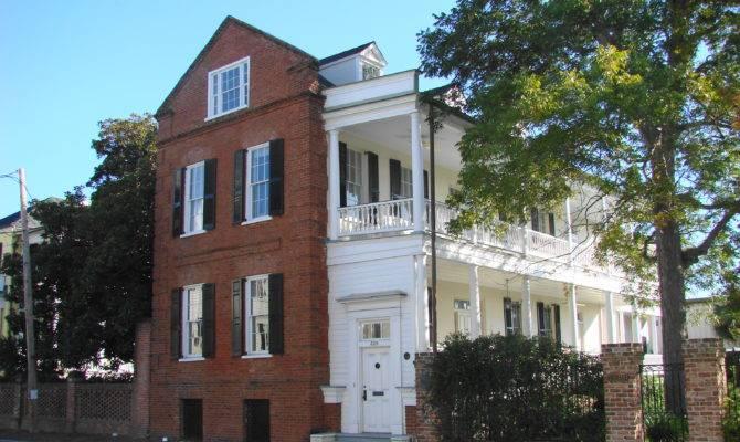 Magnolia Trees Charleston Next William Gibbes