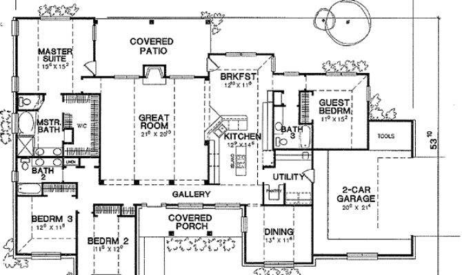 Main Floor Plan Spotlats